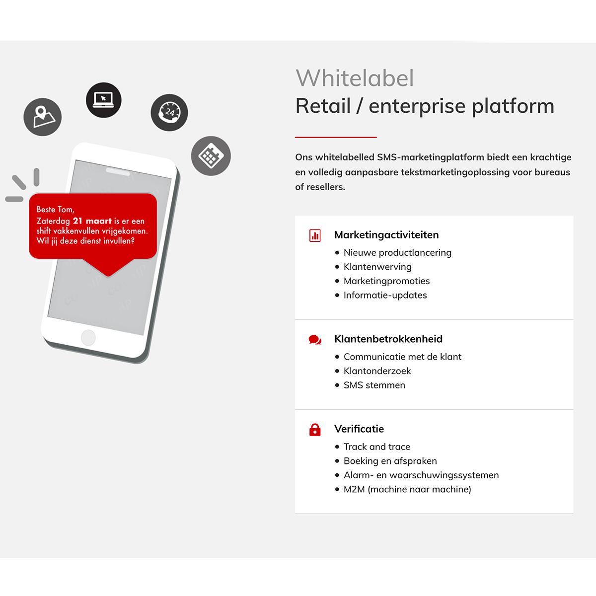 coVoIP™ whitelabel platform